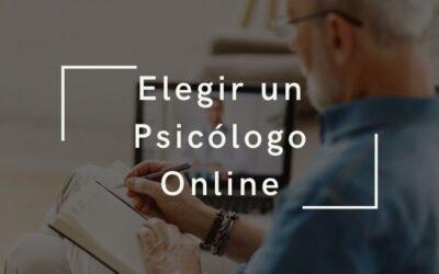 10 consejos para elegir un psicólogo online