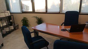 imagen del interior del consultorio psicologico en majadahonda